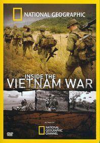 Inside the Vietnam War - (Region 1 Import DVD)