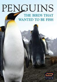 Penguins:Birds Who Wanted to Be Fish - (Region 1 Import DVD)