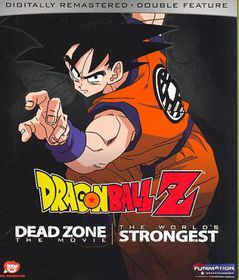 Dragon Ball Z:Dead Zone/World's Stron - (Region A Import Blu-ray Disc)