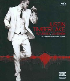 Futuresex/Loveshow:Live from Madison - (Region A Import Blu-ray Disc)