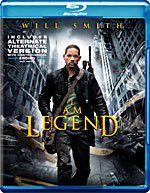 I Am Legend - (Region 1 Import Blu-ray Disc)