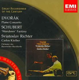 Sviatoslav Richter - Piano Concerto (CD)