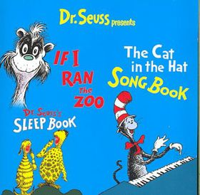 Dr. Seuss Presents Cat in the Hat Son - (Import CD)