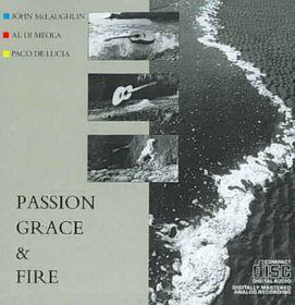 Passion Grace & Fire - (Import CD)