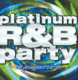 Platinum R&b Party - (Import CD)