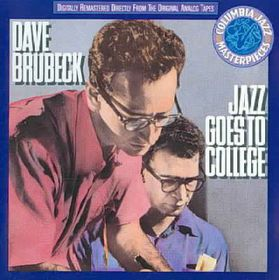 Brubeck, Dave - Jazz Goes To College (CD)