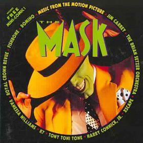 Mask (Ost) - (Import CD)