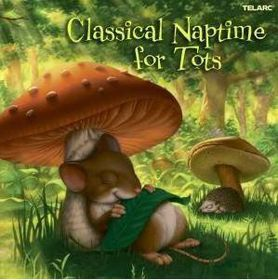 Classical Naptime For Tots - Various Artists (CD)