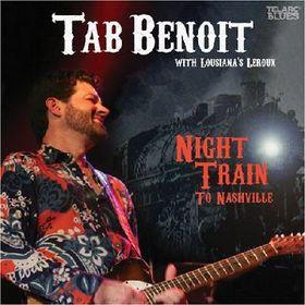 Tab Benoit - Night Train To Nashville (CD)