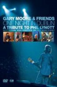 Gary Moore-Tribute To Phil Lyn (One Night In Dublin) - (Import DVD)