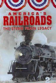 America's Railroads - (Region 1 Import DVD)