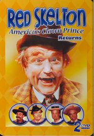 Red Skelton Returns - (Region 1 Import DVD)