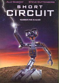 Short Circuit - (Region 1 Import DVD)