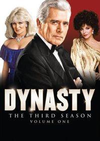 Dynasty:Season Three Vol 1 - (Region 1 Import DVD)