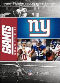 Nfl Road to Super Bowl Xlii - (Region 1 Import DVD)