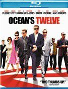 Ocean's Twelve - (Region A Import Blu-ray Disc)
