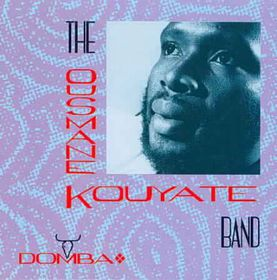 Ousmane Kouyate - Domba (CD)