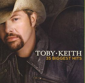 Keith, Toby - 35 Biggest Hits (CD)