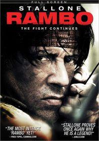 Rambo - (Region 1 Import DVD)