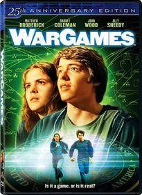 Wargames 25th Anniversary Edition - (Region 1 Import DVD)