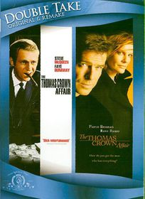 Thomas Crown Affair 68/Thomas Crown a - (Region 1 Import DVD)