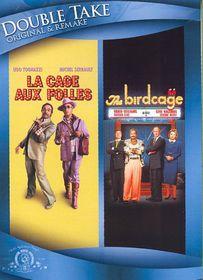 La Cage Aux Folles/Birdcage - (Region 1 Import DVD)