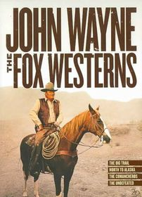 John Wayne:Fox Westerns Collection - (Region 1 Import DVD)