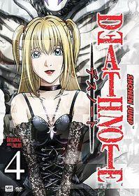 Death Note Vol 4 - (Region 1 Import DVD)