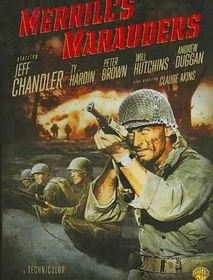Merrill's Marauders - (Region 1 Import DVD)