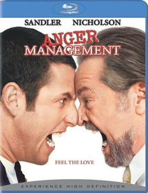 Anger Management - (Region A Import Blu-ray Disc)