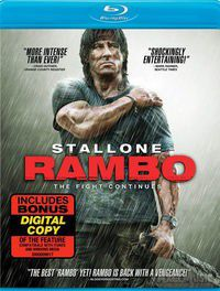 Rambo (2008)- (Region A Import Blu-ray Disc)