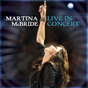 Mc Bride Martina - Live In Concert (CD)