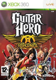 Guitar Hero Aerosmith Stand Alone Game (Xbox 360)
