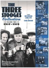 Three Stooges Collection 1937-1939 - (Region 1 Import DVD)