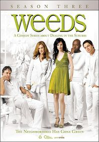Weeds Season 3 - (Region 1 Import DVD)