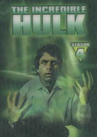 Incredible Hulk:Complete Fourth Seaso - (Region 1 Import DVD)