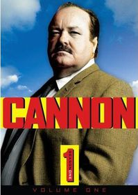 Cannon:Season One Vol 1 - (Region 1 Import DVD)