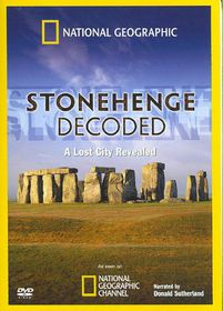 Stonehenge Decoded - (Region 1 Import DVD)