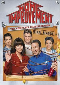Home Improvement:Complete Eighth Seas - (Region 1 Import DVD)