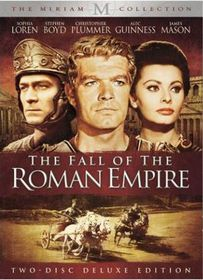 Fall of the Roman Empire - (Region 1 Import DVD)