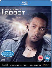 I, Robot - (Import Blu-ray Disc)