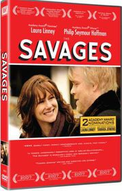 The Savages (2007) - (DVD)