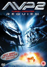 Alien Vs. Predator 2 - (Import DVD)