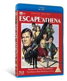 Escape to Athena - (Import Blu-ray Disc)