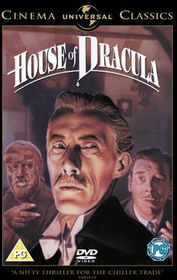 House of Dracula - (Import DVD)