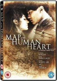 Map of the Human Heart - (Import DVD)