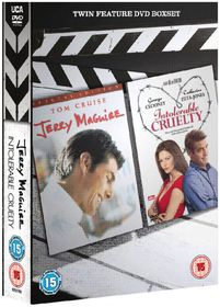 Jerry Maguire / Intolerable Cruelty - (Import DVD)