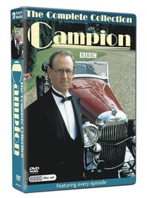 Campion-the Complete Collection - (Import DVD)