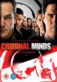 Criminal Minds-Series 2 - (Import DVD)