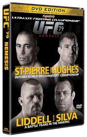 Ufc 79-Nemesis - (Import DVD)